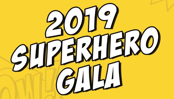2019 Superhero Gala