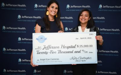 Huge Donation for Jefferson Hospital