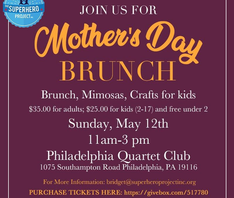 Sold Out Mother's Day Brunch
