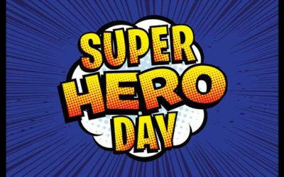 Happy National Superhero Day!